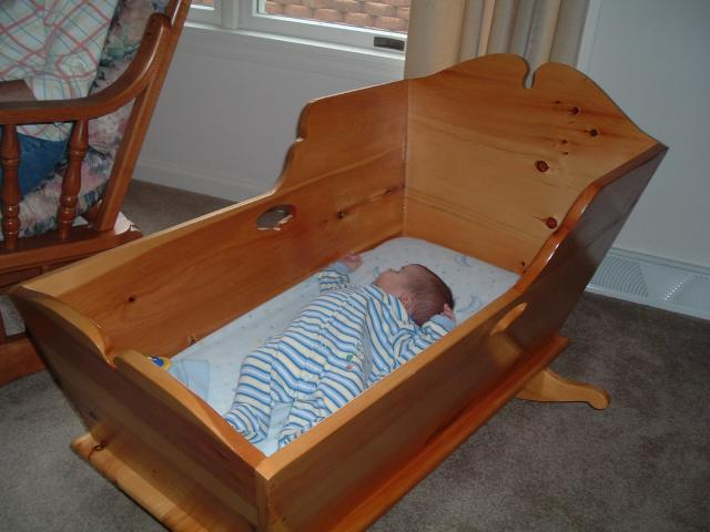 baby cradle plans