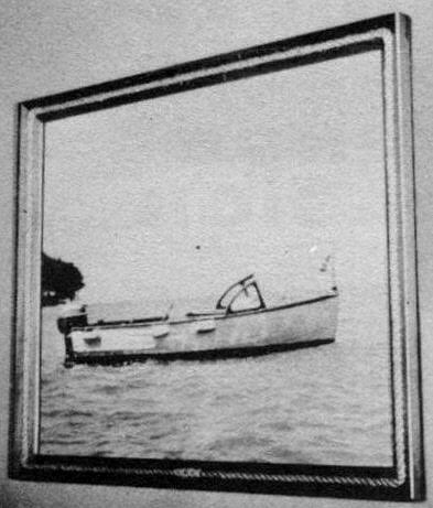 Nautical Picture Frame plans